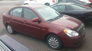 2009 Hyundai Accent L automatique Berline