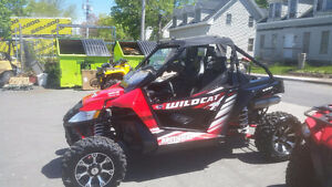 $69.00 weekly 2016 ARCTIC CAT Wildcat 1000X only 265 km