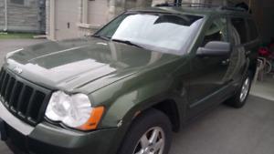 2008 Jeep Grand Cherokee - $2000 obo