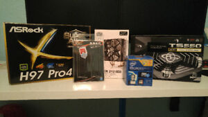 Spare PC components