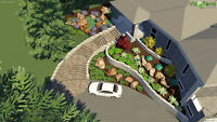 Mammoth Landscaping - Free Design/3D