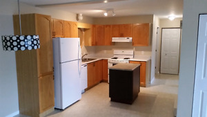 Clean and Quiet Two Bedroom apt in Beautiful Tracadie-Sheila