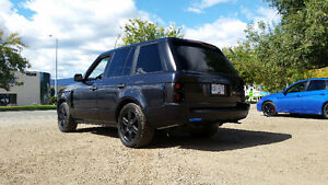 2003 Land Rover Range Rover HSE L322 SUV, Crossover