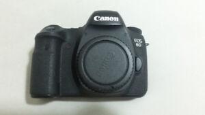 Canon 6D Camera