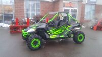 Arctic Cat and Suzuki ATV Blowout Pricing in Nova Scotia Fort McMurray Alberta Preview