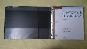Principles of Anatomy & Physiology 14th ed. Gerard J. Tortora Kitchener / Waterloo Kitchener Area image 2