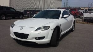 2005 Mazda Rx8  Coupe 4 Dr