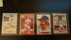 Entire sports card collection