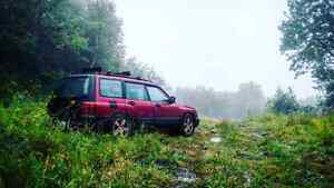 1999 Forester S