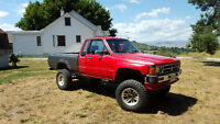 REDUCED 1987 Toyota Pickup