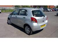 2009 59 TOYOTA YARIS 1.0 VVT-i T2 5 DOOR.NEW CLUTCH.2 OWNERS.FINANCE AVAILABLE .