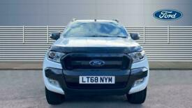 2018 Ford Ranger Diesel Pick Up Double Cab Wildtrak 3.2 TDCi 200 Auto Double Cab