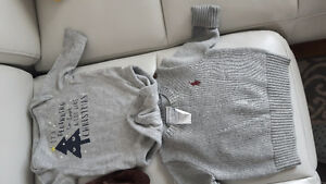 Brand new baby boy clothes 3 to 6 months