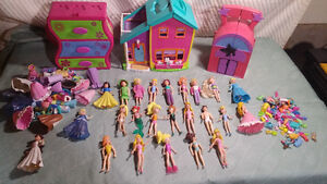 Vintage Polly Pocket Collection