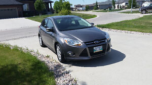 2012 Ford Focus Hatchback safetied