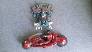 Akira Action Figures by McFarlane Toys