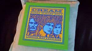 CREAM LIVE AT THE ROYAL ALBERT HALL  VINYL BOXED S! BRAND NEW !