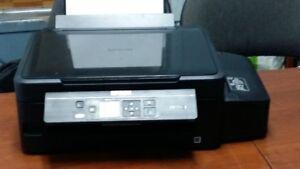 Imprimante Epson ET-2550  ne prend pas de cartouche