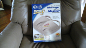 Dr  Scholls Foot massager and heater.