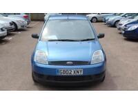 2002 Ford Fiesta 1.4 LX 5dr (a/c)