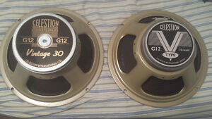 "Celestion 12"" speakers"