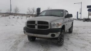 2008 Ram 1500 Quad Cab 4x4 SLT ..*PLUS A $400 GAS CARD*