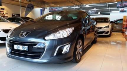 2013 Peugeot 308 Convertible - ONLY traveled 30km - Act Now! Doncaster Manningham Area Preview