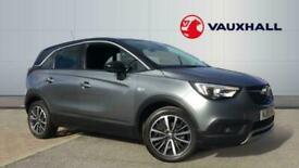 image for 2018 Vauxhall CROSSLAND X 1.2T ecoTec [110] Elite 5dr [Start Stop] Petrol Hatchb