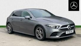 image for 2019 Mercedes-Benz A Class A180d AMG Line 5dr Auto Hatchback Diesel Automatic