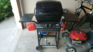 Small home BBQ