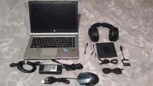 HP Elite book laptop and gaming excessories