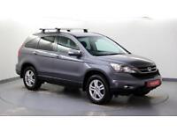 2012 Honda CR-V 2.0 i-VTEC SE+ Petrol grey Automatic