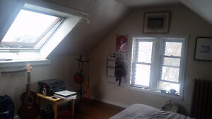 Looking for ONE more roommate, large attic room available