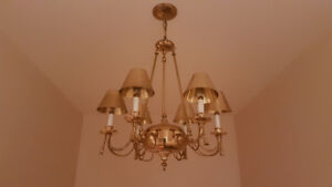 Vintage chandeliers in great condition