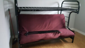 3 in one bed/futon