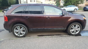 2012 Ford Edge/Full loaded/Nav/Sunroof/Leather seats/