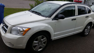 2008 Dodge Caliber Sxt Berline