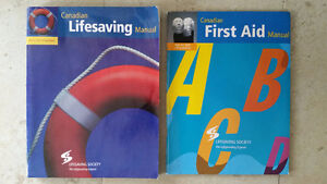 Canadian Lifesaving and First Aid Manuals 2005 Edition