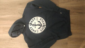 East Coast Lifestyle hoodie -mens small