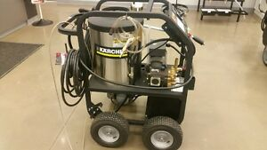 HOT WATER PORTABLE KARCHER PRESSURE WASHER -- FINANCE AVAILABLE! Edmonton Edmonton Area image 9