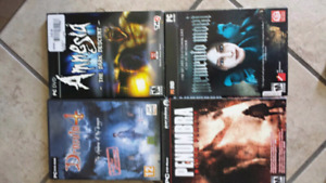 12 PC GAMES AS NEW
