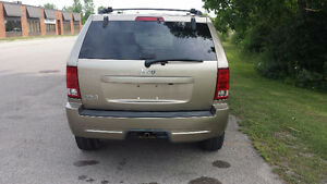 2006 Jeep Grand Cherokee 4X4 V6 SAFETY & E-TESTED London Ontario image 4