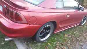 1997 Ford Mustang GT Coupe (2 door) Kingston Kingston Area image 3