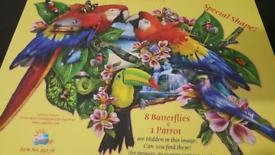 Parrots in Paradise Puzzle