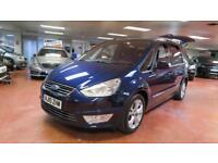 2010 FORD GALAXY 2.0 EcoBoost Titanium X Powershift Auto 7 Seats DAB Keyless