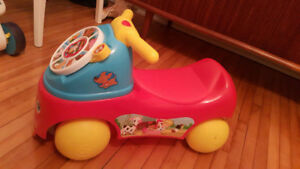 Fisher-Price Little People See 'N Say Farm Ride On by Fisher-Pri
