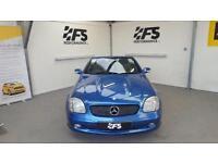 2002 Mercedes-Benz SLK 2.0 SLK200 Kompressor 2dr