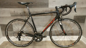 Ridley Helium C10 Carbon Road bike (Size M)