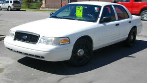 2008 Ford Crown Victoria X POLICE