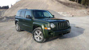 2008 Jeep Patriot / Low KMs, great shape, needs nothing!